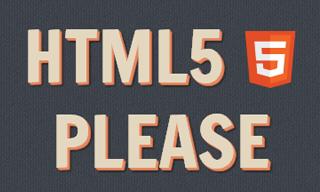 Las 15 APIs más populares de HTML5