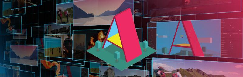 A-frame, framework de WEbVR